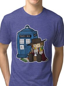 Doctor Number Four Tri-blend T-Shirt