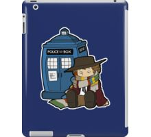Doctor Number Four iPad Case/Skin