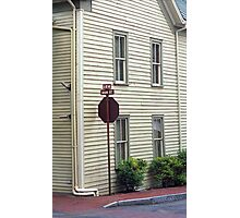 Jonesborough, Tennessee - First and Main Photographic Print