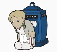 Doctor Number Five Kids Clothes