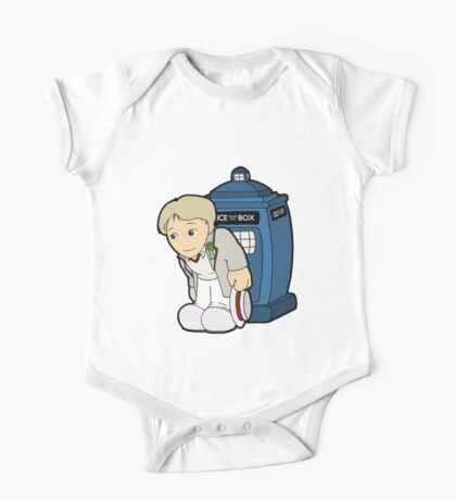 Doctor Number Five One Piece - Short Sleeve
