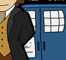Doctor Number Eight Sticker