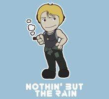 Nothin' But The Rain One Piece - Short Sleeve