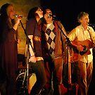 Amy Saunders, Myra Howard, Archie Roach & Shane Howard by TimChuma