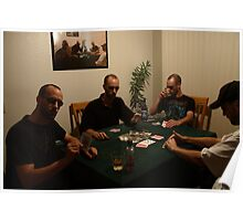 The Poker Game II Poster