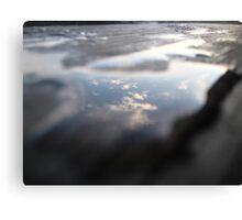 Small sky Canvas Print