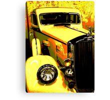 1934 Pierce_Arrow Deluxe Eight Sedan  Canvas Print