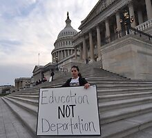 Education not Deportation by Matsumoto