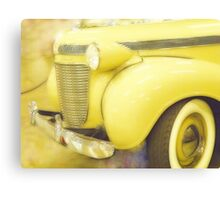 Coupe     Canvas Print