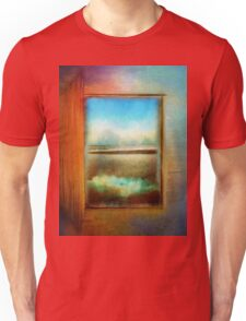 Window to Anywhere Unisex T-Shirt