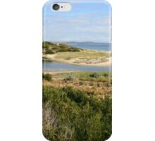 Sand Dune System, South Australia iPhone Case/Skin