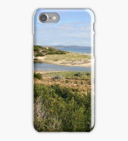 Sand Dune System, South Australia iPhone Case/Skin
