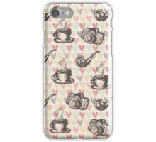 The Hipsters. iPhone Case/Skin