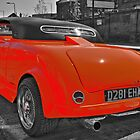 Chop-Top, Lo-Ride Mini Mini - Camden Town - London by Bryan Freeman