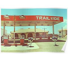 Trailside Poster