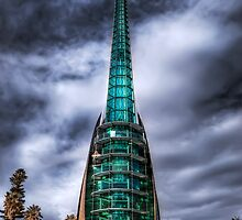 Swan Bells - Perth W.A. by Jeff Catford