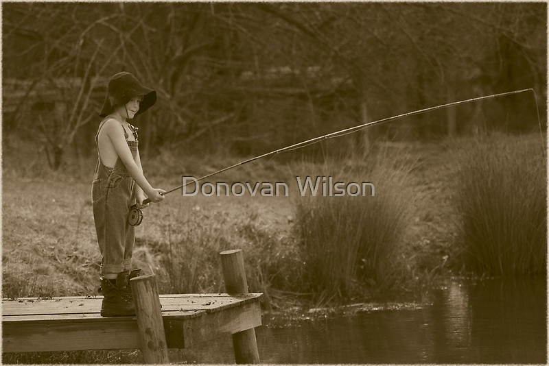 The Way of an Angler by Donovan wilson