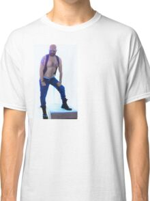 Troy - Stepping Up To The Challenge Classic T-Shirt