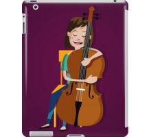The Cellist iPad Case/Skin
