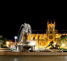 St Marys Cathedral, Sydney, Australia by Spir0