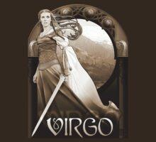 Virgo tee by Ivy Izzard