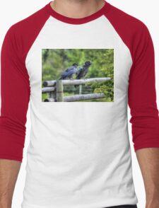 Cut & Paste  Men's Baseball ¾ T-Shirt