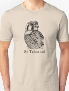 American Kestral: So Talon-ted T-Shirt