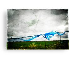 'The Suburb' Canvas Print
