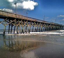 Surfside Pier by JudithE