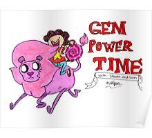Gem Power Time! Poster