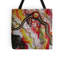 DNA - Abstract Section 2 Tote Bag