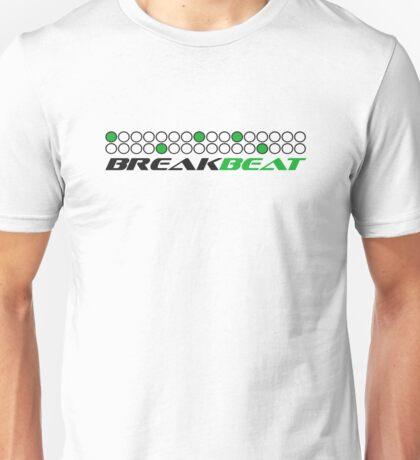Breakbeat Music Production Pattern Unisex T-Shirt
