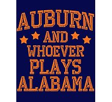 Auburn #1 Photographic Print