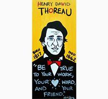 Henry David Thoreau Unisex T-Shirt