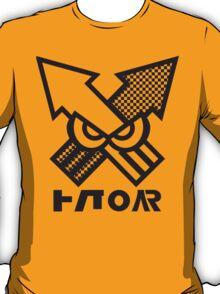 Splatoon Inspired: Squidmark Design T-Shirt