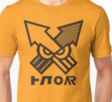 Splatoon Inspired: Squidmark Design Unisex T-Shirt