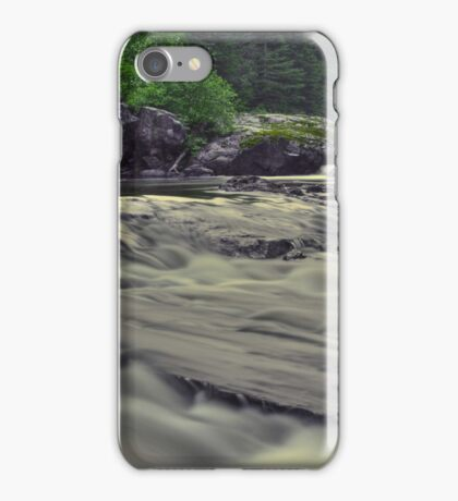 Whitefish River iPhone Case/Skin