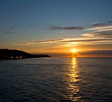 Cromer sunset by BizziLizzy