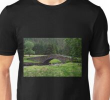 Stone Bridge in Scotland Unisex T-Shirt