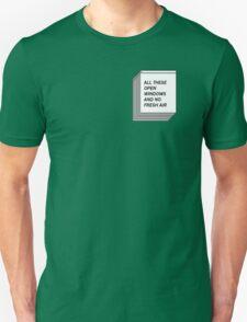 No Fresh Air Unisex T-Shirt