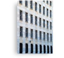 German Finance Ministry building, Berlin Canvas Print