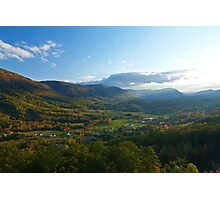 Powell Valley Photographic Print