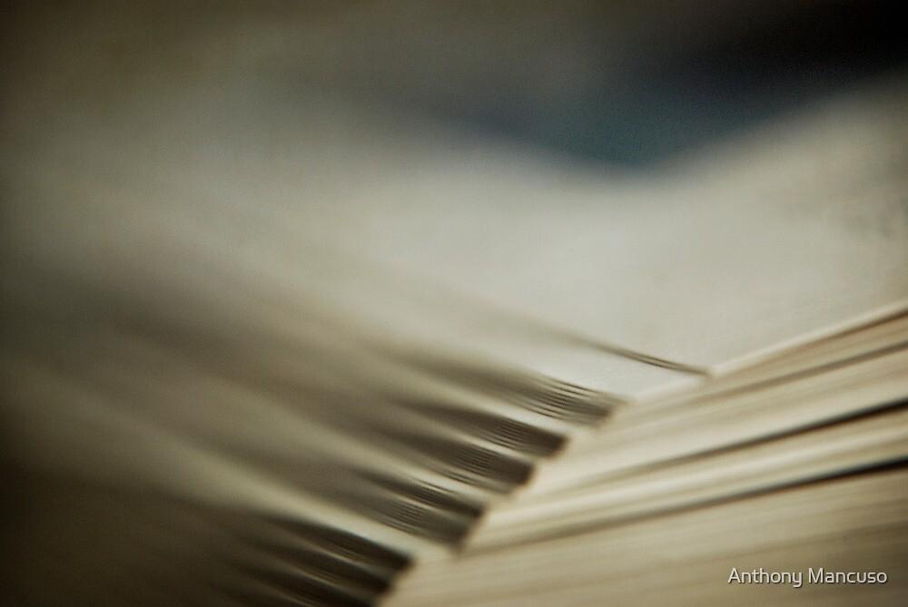volume one by Anthony Mancuso
