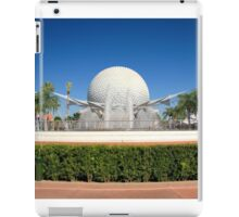 Spaceship Earth Landscape iPad Case/Skin