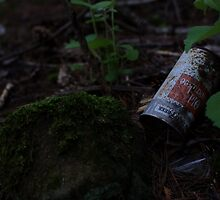 woods near the ol' mill by StoneAge