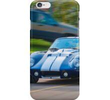 1965 Ford Cobra Daytona Coupe replica iPhone Case/Skin