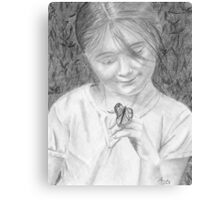 """Serenity""  Canvas Print"