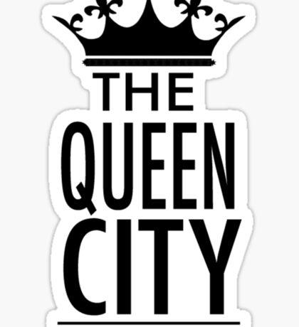 Cincinnati - The Queen City Sticker