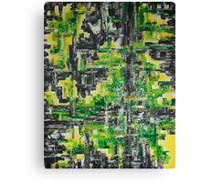 [Esc] from the concrete jungle at 1 lux Canvas Print