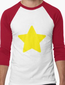 Steven Star Men's Baseball ¾ T-Shirt
